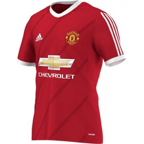 Jersey Manchester United2015-2016 Original Manga Corta Local