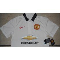Jersey Nike Manchester United Inglaterra 2014-2015 Visita