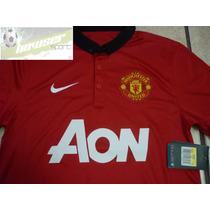 Jersey Nike Manchester United Inglaterra 100% Original 2014
