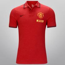 Jersey Playera Polo Nike Manchester United 2014 Original