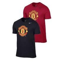 Playera De Algodón Manchester United Nike Original 2016