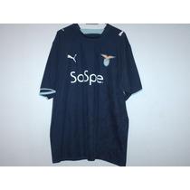 Jersey Lazio De Italia 2007-2008 Importado