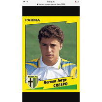 Parma De Italia Hernán Crespo Talla Marca Puma De Época 100%
