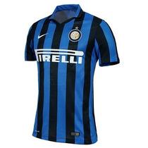 Jersey Nike Inter D Milan Italia Calcio 2015-2016 No Clones