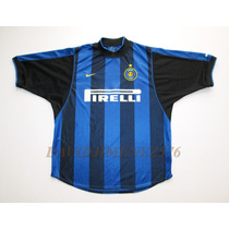 Jersey Nike/ Inter De Milan 2000-01/home/de Epoca!!!