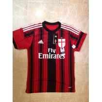 Milán Adidas Adizero 2014-2015 Original Talla S,m,l,xl Nueva