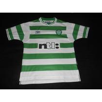 Jersey Del Celtic De Glasgow Temporada 1999-2000