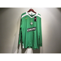 Jersey Nike Celtic Escocia Visita 05/06 Manga Larga Nueva Xl