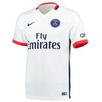 Jersey Nike Psg Paris Saint German Visita 2016 Original Cnum