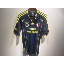 Jersey Adidas Fenerbahce Turquia Visita Raro Talla S