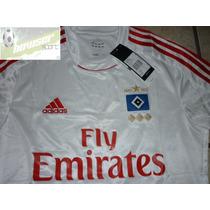 Jersey Adidas Hamburgo De Alemania 100% Original, Madrid