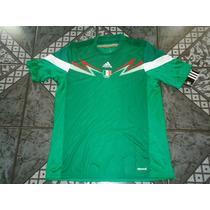 Mexico Camisa Juegos Centroamericanos Adidas 2014