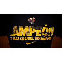 Playera America Campeon 2014 Nike Originales (95 Code 7)