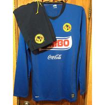 Uniforme Completo De Portero Guillermo Ochoa América Nike