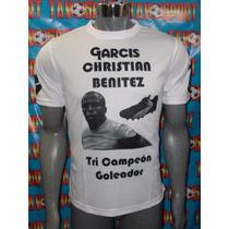 Playera Tri Campeon Chucho Benitez