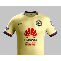 Jersey Club America Local 2016 Aguilas.