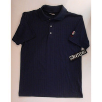 Playera Polo Atlas Kappa (100% Original)