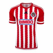 Jersey Chivas Rayadas Del Guadalajara 2015 - 2016