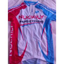 Jersey Ciclismo Completo Para Dama Talla Xl