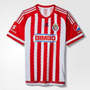 Jersey Playera Adidas Guadalajara Chivas Local 2016