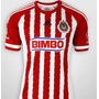 Jersey Chivas De Local 2015-2016 / Nuevo