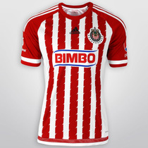 Jersey Adidas Chivas Guadalajara 2015 2016 Local Original