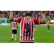 Jersey Chivas 2016 Personalizado, Bravo, Brizuela, Gullit