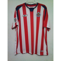 Jersey Chivas De Guadalajara 2005 Reebok