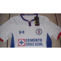 Jersey Under Armour La Maquina Cruz Azul Mundial Clubes 2014