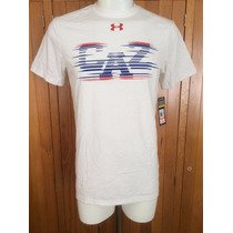 Playera Cruz Azul Graphic Fan Tshirt Marca Under Armour 2015