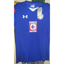 Jersey Oficial Original Cruz Azul Under Armour 2014-2015