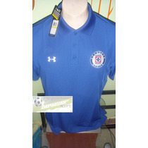 Playera Casual Under Armour La Maquina De Cruz Azul 2015