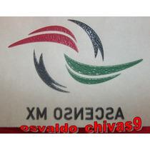 Parche Oficial Liga Ascenso Mx Para Los Equipos Del Ascenso
