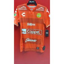 Jersey Dorados De Sinaloa Naranja Charly Oficial Portero
