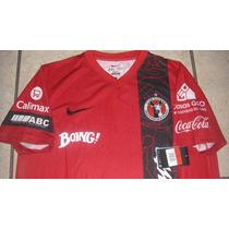 Jersey Nike 100% Original Xolos De Tijuana 2014 Local*oferta