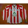 Comaagsmex. Jersey Necaxa... Local... Manga Larga...