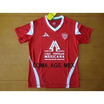Comaagsmex. Jersey Rojo Necaxa... Pirma Cl-2013...