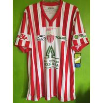 Jersey Rayos De Necaxa Local Temporada 2011 - 2012 Original