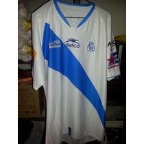 Jersey Playera Puebla De La Franja Retornoa 1a Division 2007