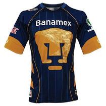 Jersey Pumas Lotto Azul 2007-nuevo Original