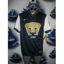Espectacular Jersey Pumas Nike Reedición Nueva Local 98-99