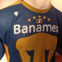 Jersey Camiseta Pumas Unam Bicampeonato Lotto Talla Xl