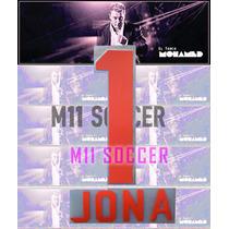 Estampados Monterrey Nike $ 10-11 Portero 1 Jona