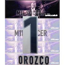 Estampados Monterrey 2008-2009 1 Orozco Original $99 Ultimo
