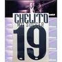 Estampados Monterrey 2012-2013 Visita 19 Chelito. Original