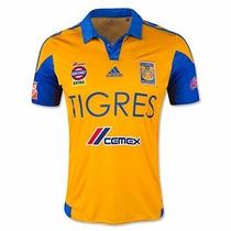 Jersey Tigres Uanl 2015 2016 Local Liga Mx Adidas