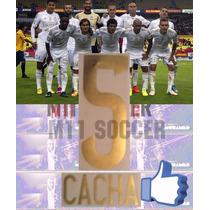 Estampados Tigres 2014-2015 ,oferta 5 Cacha Original