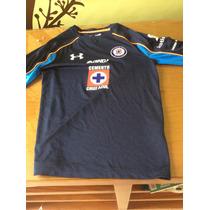 Camisa Cruz Azul - Para Niño