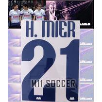 Estampados Monterrey 2012-2013 # 21 H.mier Original,