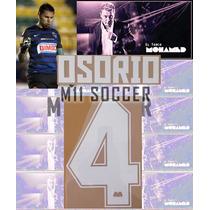 Estampados Monterrey 2011-2012 4 Osorio Original,